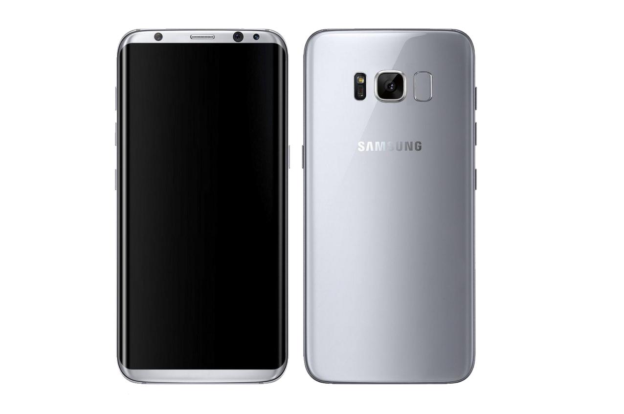 Ez is egy Galaxy S8 elképzelés
