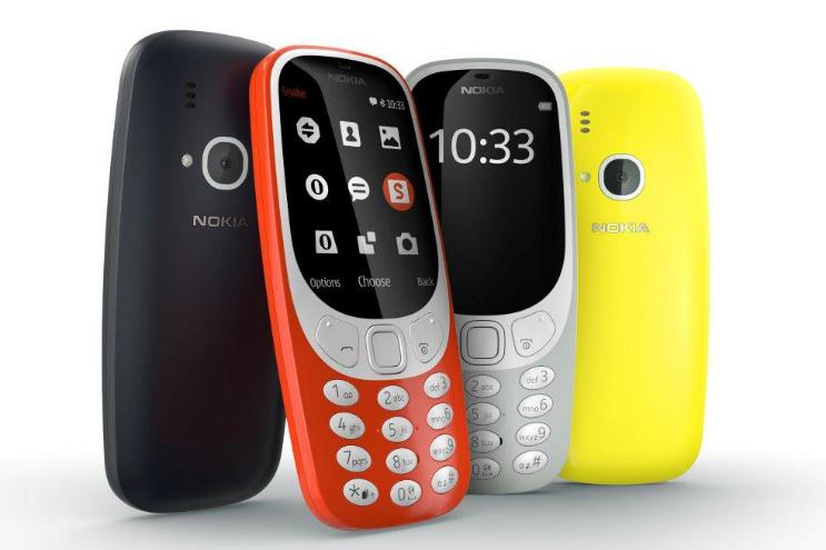 Nokia 3310?