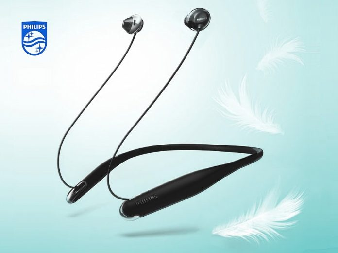 Philips SHB4205BK Flite fülhallgató
