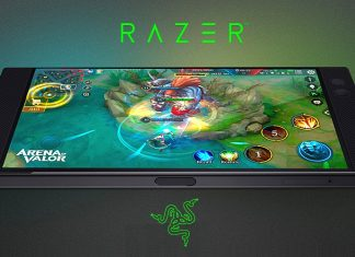 Razer Phone gamer mobi