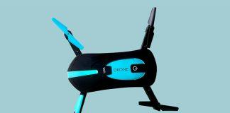 Drone 720X a zsebben