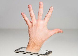 Mobiltelefon függőség