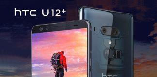 HTC U12+ a távol-keleti gyöngyszem