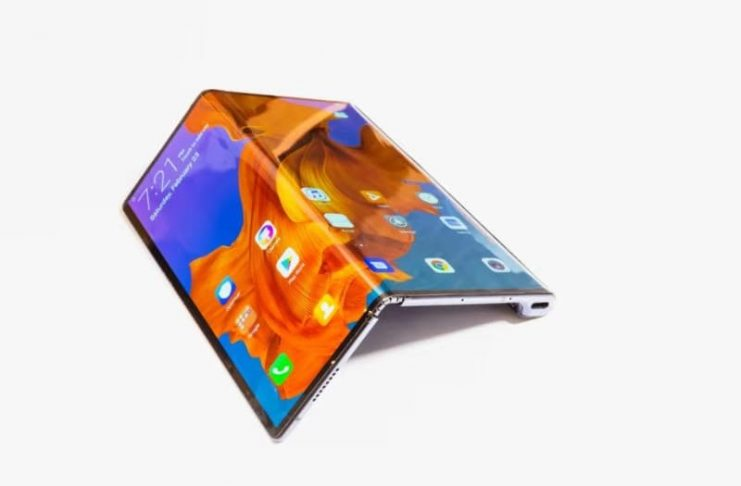 A Huawei bemutatta első 5G okostelefon készülékét az MWC 2019 kiállításon