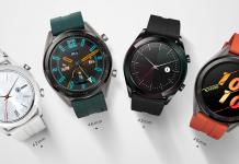Kétmillió darab a Huawei Watch GT széria legutóbbi modelljeiből