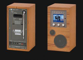 Como Audio zenerendszer és WiFi zeneközpont AMICA modellje