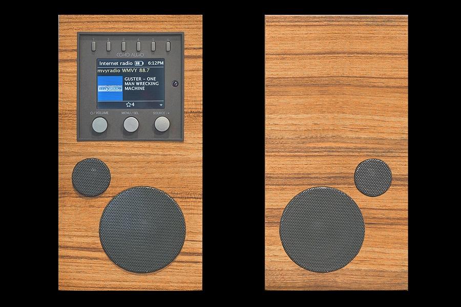 Como Audio zenerendszer AMICO es AMICA sztereó páros