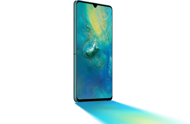 Mate 20 X: a Huawei első 5G-s okostelefonja