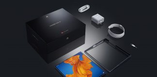 Mate Xs, az új hajlítható, 5G-képes készülék a Huawei-től