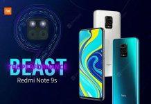 XIAOMI Redmi Note 9S ütős mobil a láthatáron
