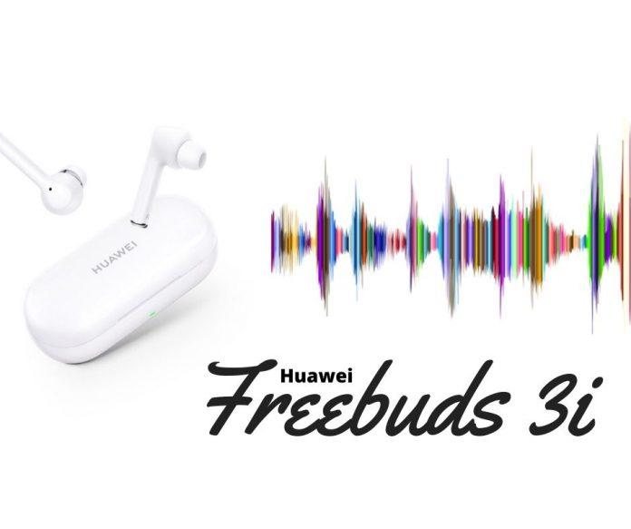 Freebuds 3i - új, aktív zajszűrős fülhallgató a Huawei