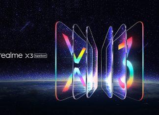 Sólyomszem a farzsebben realme X3 Superzoom