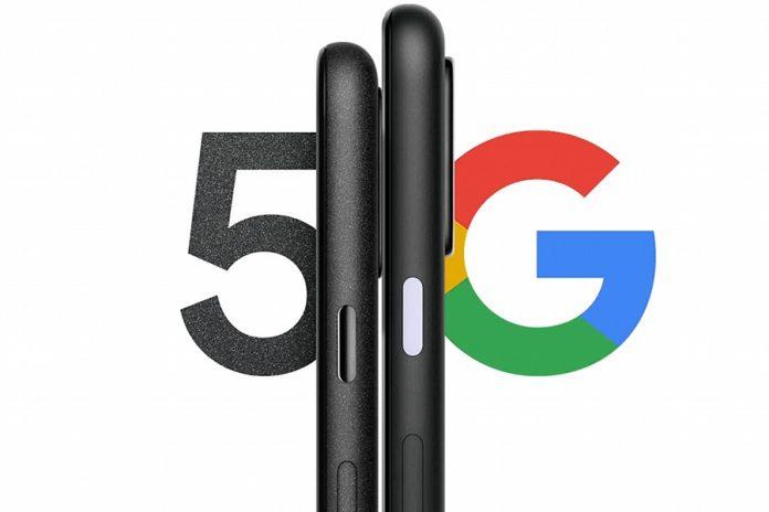 5G képes Google Pixel 4a & Pixel 5