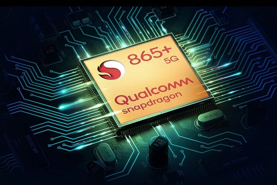 ASUS Zenfone 7 Pro Sanpdragon 865+ chip