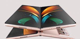 Samsung Galaxy Z Fold2 5G telefontablet