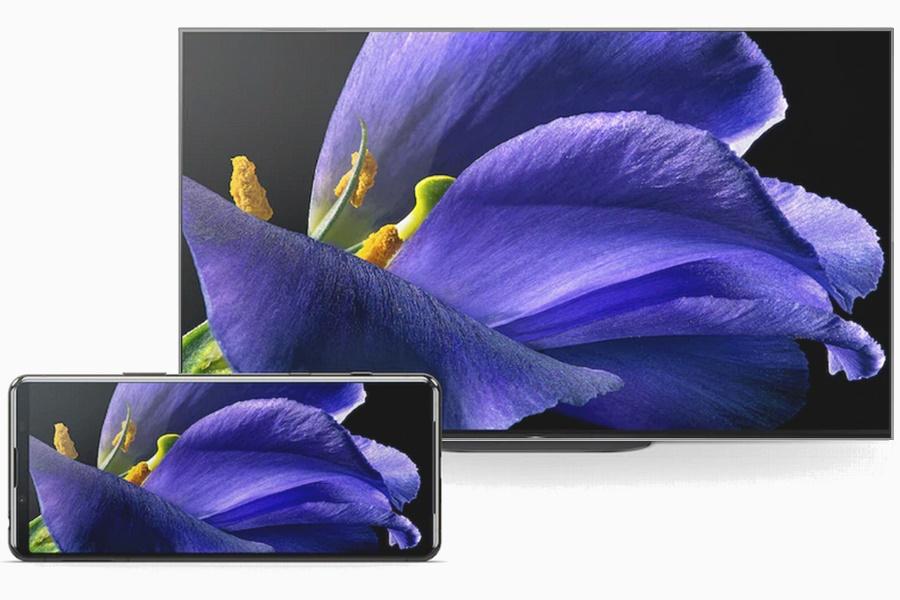 Sony Xperia 5 II HDR színmélység