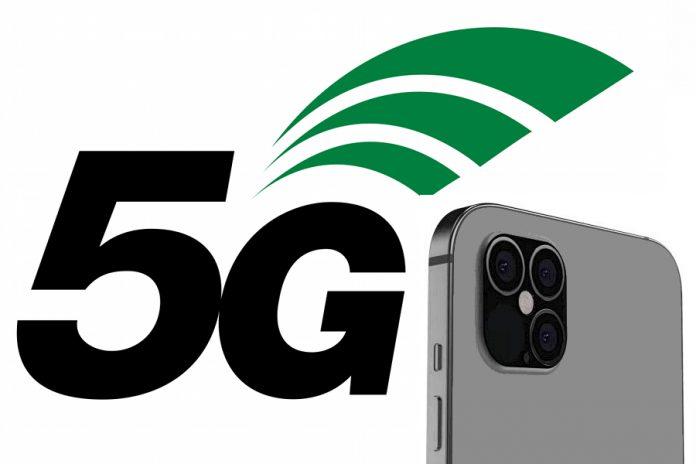 iPhone 12 Pro Max szuper 5G-vel