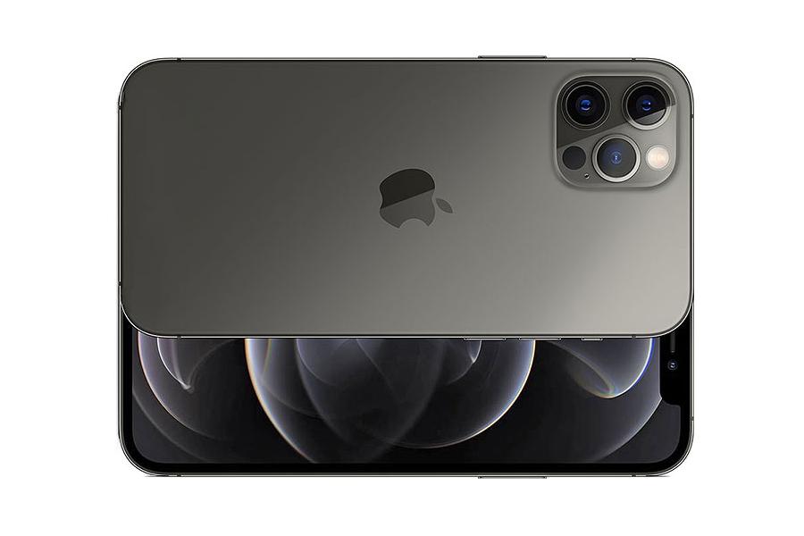 Apple iPhone 12 Pro elölről hátulról