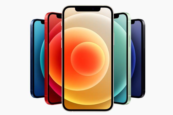 Apple iPhone 12 összevetése a tavalyi modellel