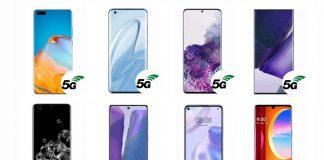 Legjobb 5G mobiltelefon választék hazai kínálatban
