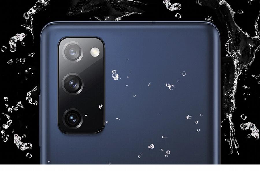 Samsung Galaxy S20 FE IP68 por-és vízállósággal