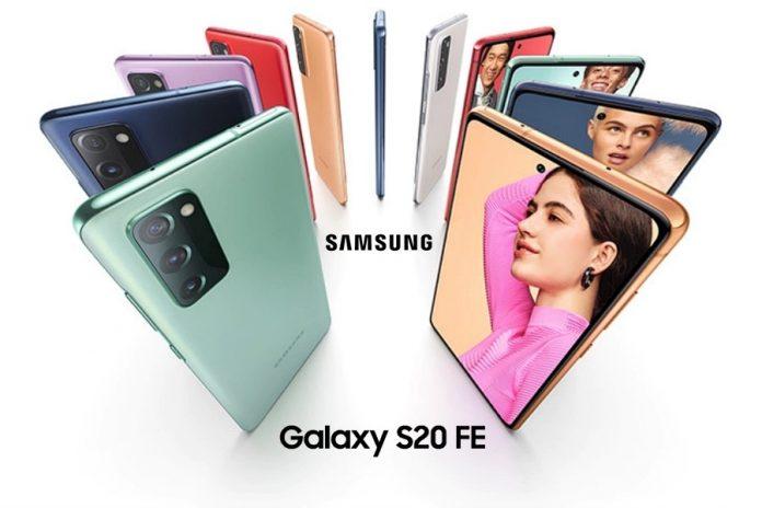 Samsung Galaxy S20 FE rajongói kiadás