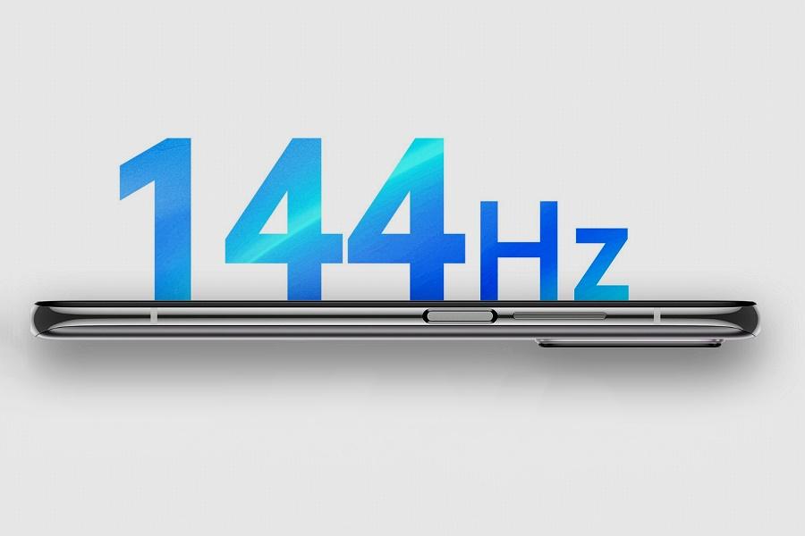 A Xiaomi Mi 10T Pro 5G LCD kijelző képfrissítése 144Hz
