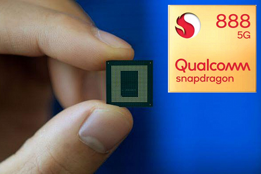 A Qualcomm új Snapdragon 888 SoC