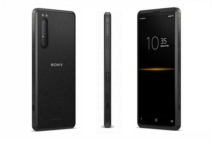 SONY Xperia Pro a mobiltelefon világ kakukktojása
