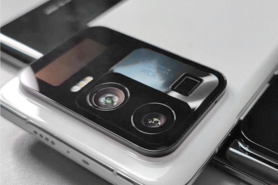 Xiaomi Mi 11 Ultra kamerarendszer