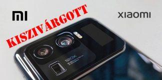 Xiaomi Mi 11 Ultra mattot ad