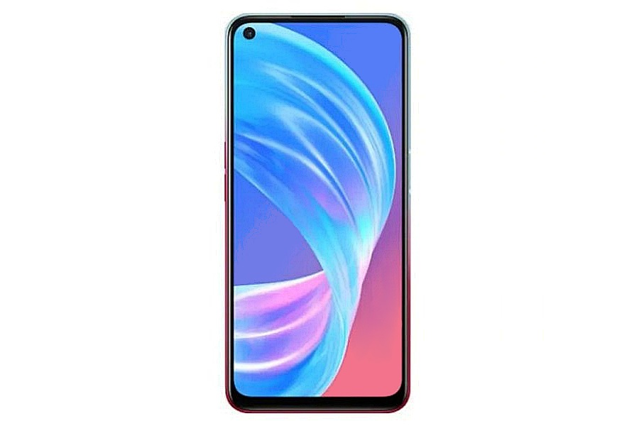 Oppo A 72 5G mobil front