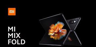 Xiaomi Mi MIX Fold tablet mobil