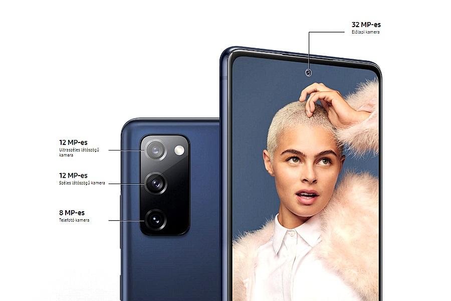 Samsung S20FE Snapdragon865