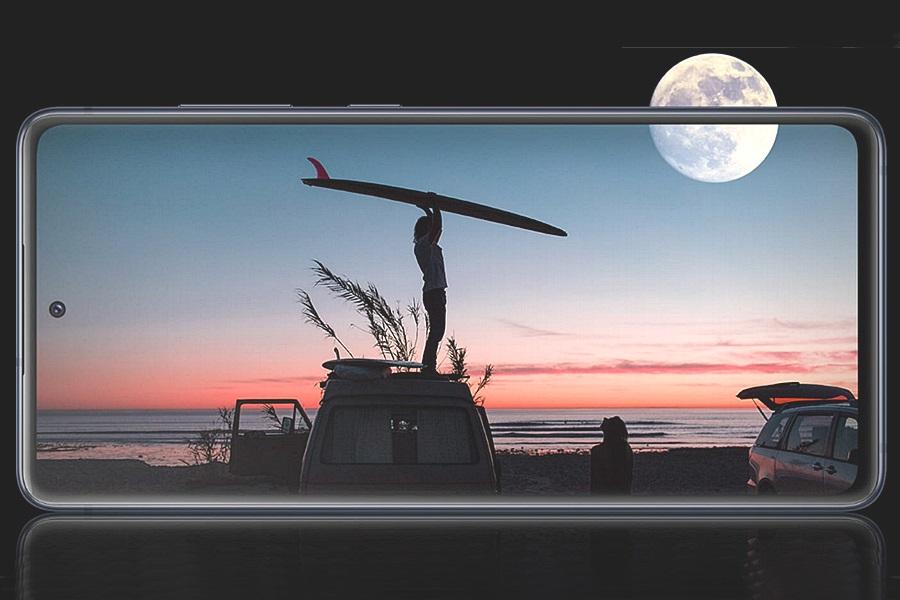 Új Samsung Galaxy S20 FE