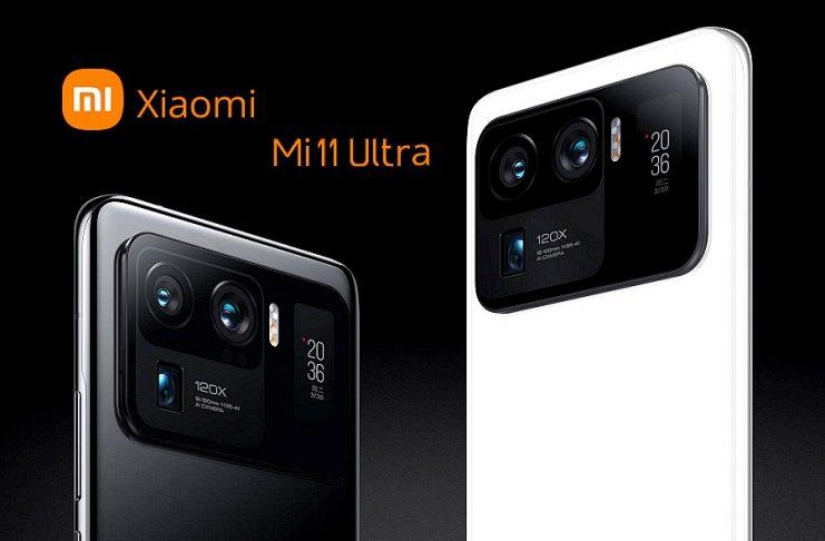 Xiaomi Mi extrém mobiltelefon a 11 Ultra