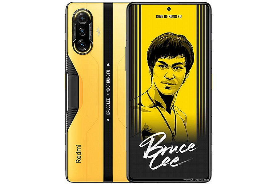 Xiaomi Redmi K40 BruceLee Edition