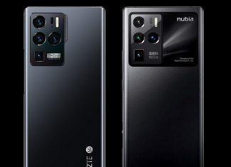 ZTE Axon 30 Ultra és ZTE Nubia Z30 Pro