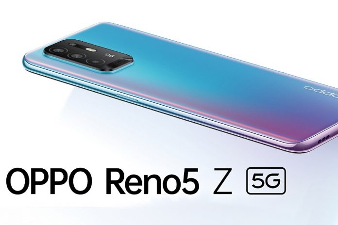 OPPO Reno5 Z 5G