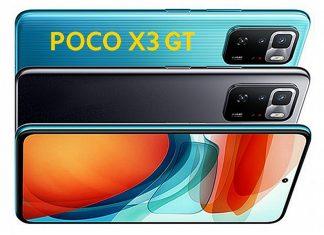 Redmi POCO X3 GT