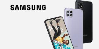 Samsung A22 5G mindig van lejjebb
