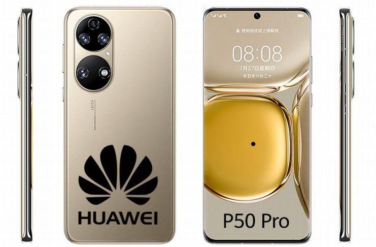 Huawei P50 és P50 Pro Leica kamerával