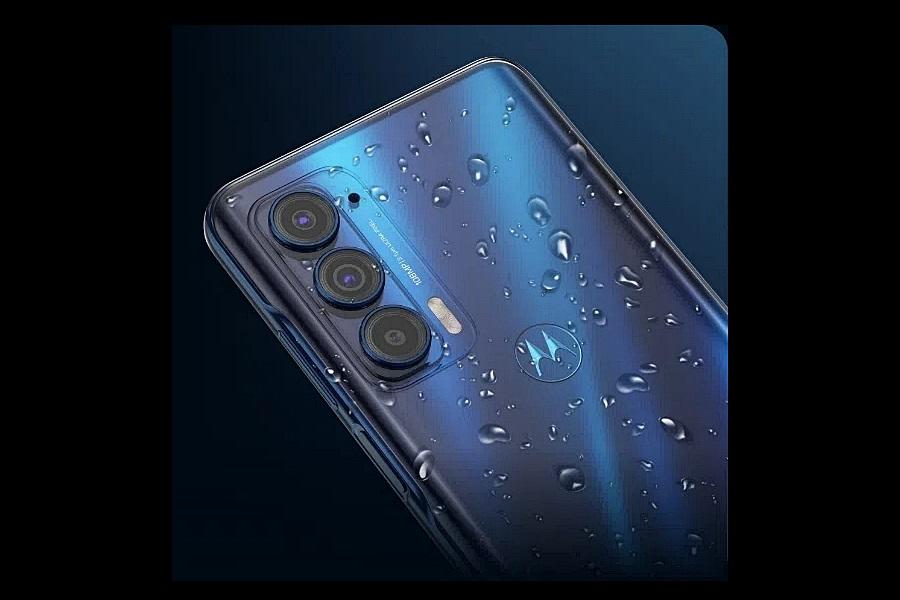 Motorola Edge2021 vízlepergető