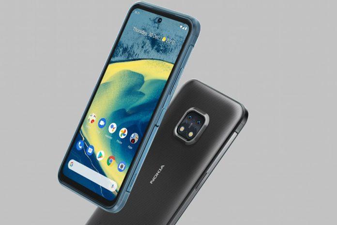 Nokia XR20 strapabíró mobiltelefon