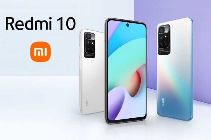Xiaomi Redmi 10 olcsóság